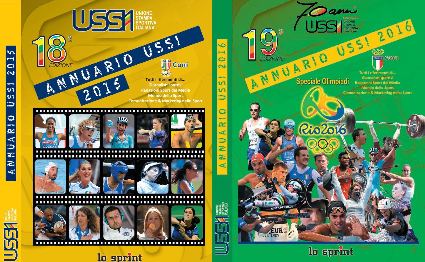 Annuario Nazionale Stampa Sportiva USSI